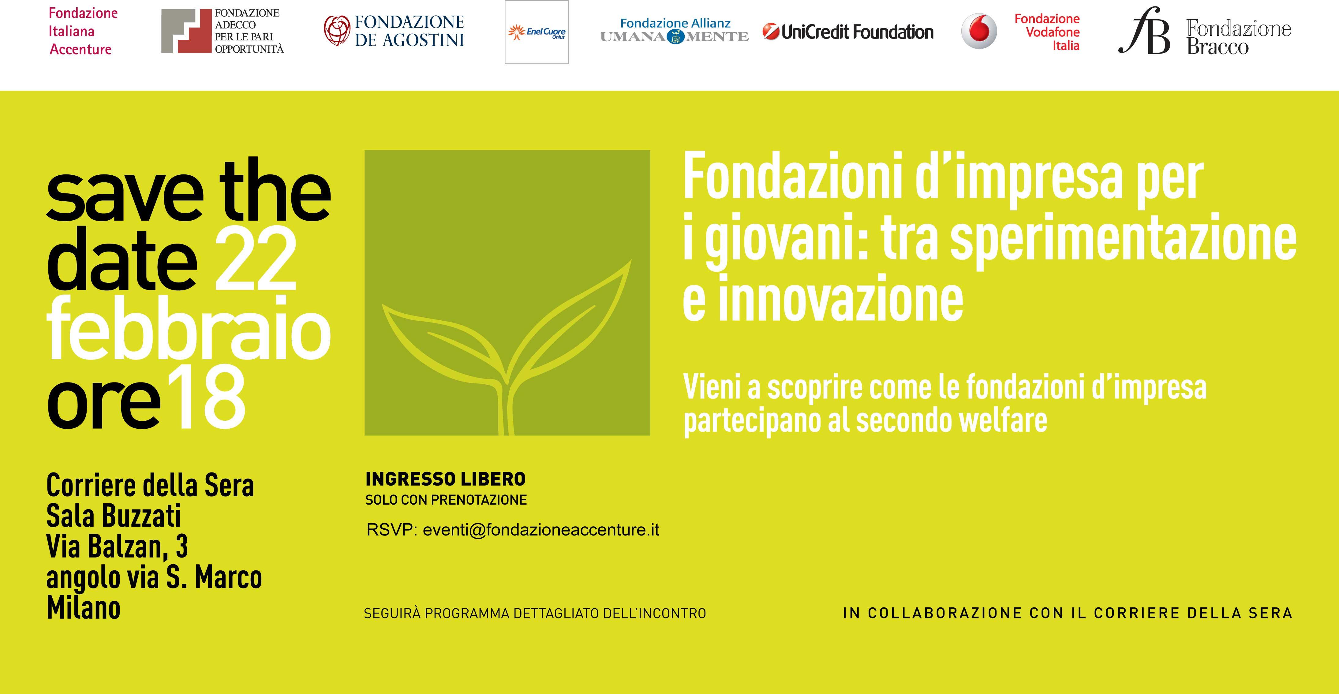 Fondazioni d'impresa per i giovani: tra sperimentazione e innovazione