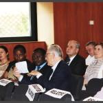 Il pubblico in sala (Milano, 3 luglio 2015)