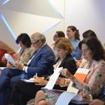I giudici di Share in Action assistono ai pitch dei finalisti (Milano, 17 giugno 2015)