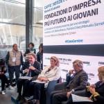 Bracco, Visconti e Grieco presentano l'indagine a Casa Corriere (Milano, 20 ottobre 2015)