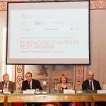 La presentazione dell'indagine a cura di IRS, Istituto per la Ricerca Sociale (Roma, 11 febbraio 2015)