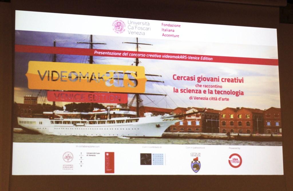 Cercasi giovani creativi che raccontino la scienza e la tecnologia di Venezia città d'arte