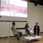 Il dibattito moderato da Cristina Tagliabue con Antonio Padovan e Marco Savini