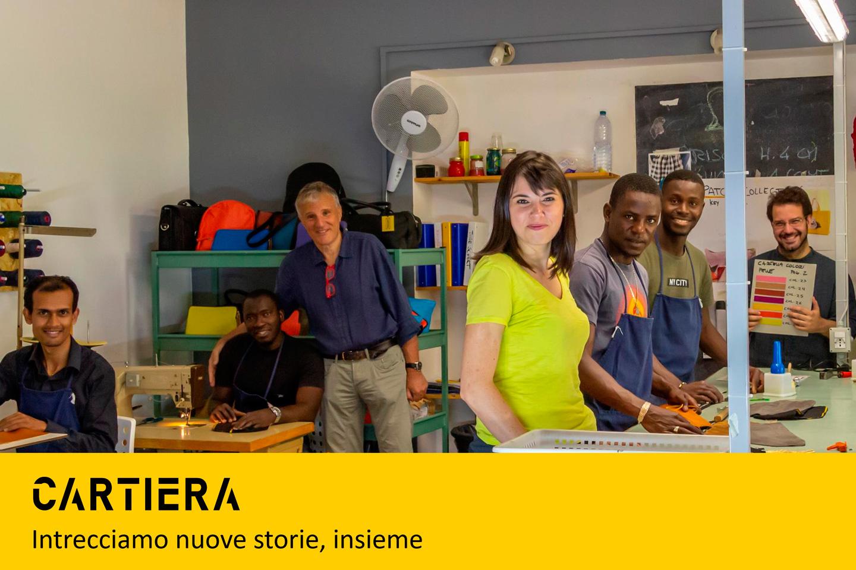 Progetto Cartiera, vincitore Welfare, che impresa! Ed.3